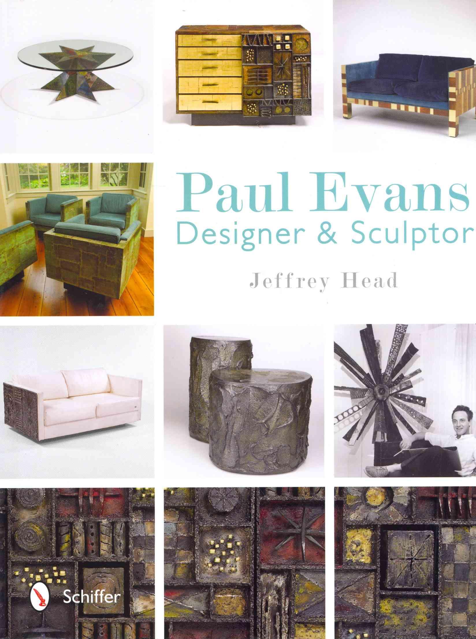 Paul Evans By Head, Jeffrey